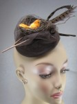 Bird Nest Fascinator